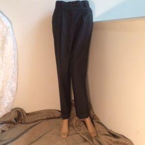 Luciano Barbera Wool Pants/ Trousers